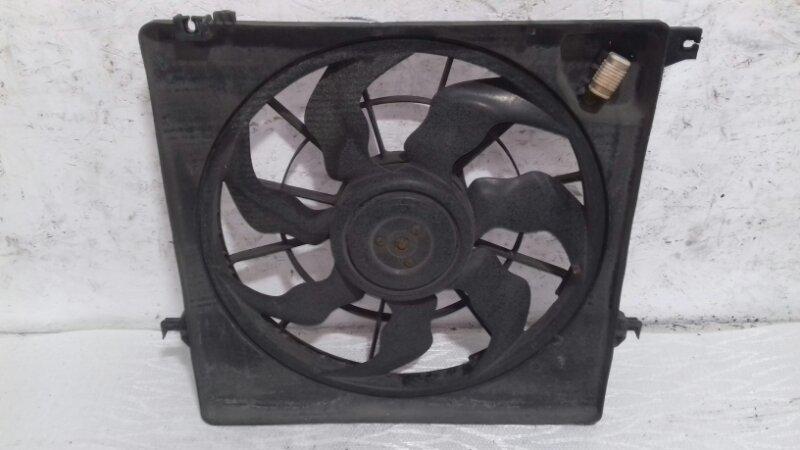 Вентилятор охлаждения Hyundai Santa Fe CM 2.2 TD D4HB 2011