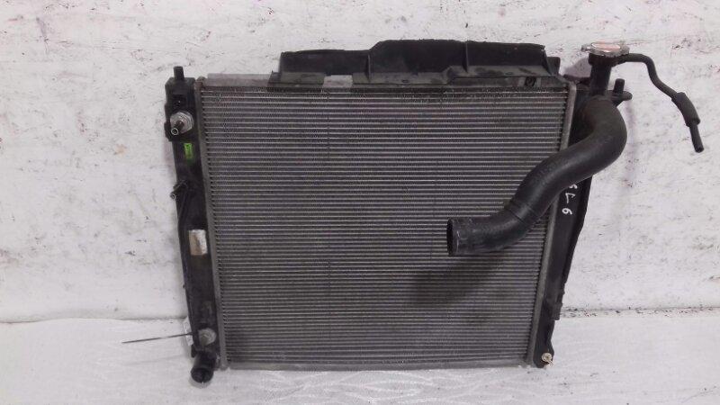 Радиатор охлаждения (основной ) Hyundai Santa Fe CM 2.2 TD D4HB 2011