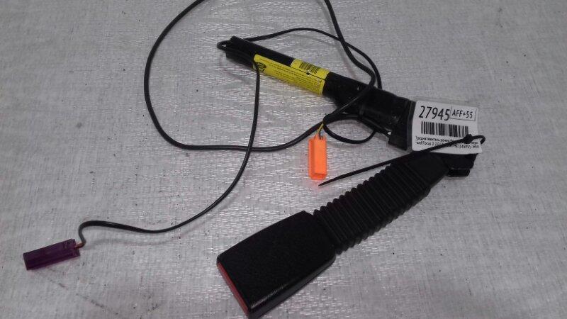 Преднатяжитель ремня безопасности Ford Focus 2 CB4 2.0 I DURATEC-HE (145PS) - MI4 2009 передний левый