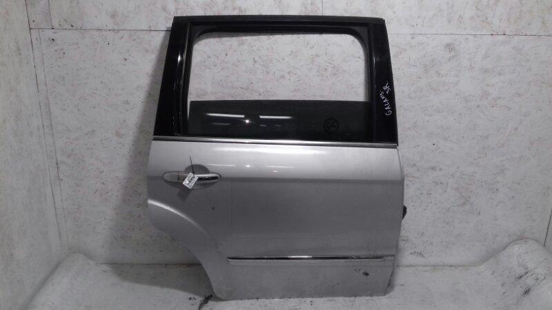 Дверь Ford Galaxy CD340 2.0 I ECOBOOST (200PS) - MI4 2010 задняя правая