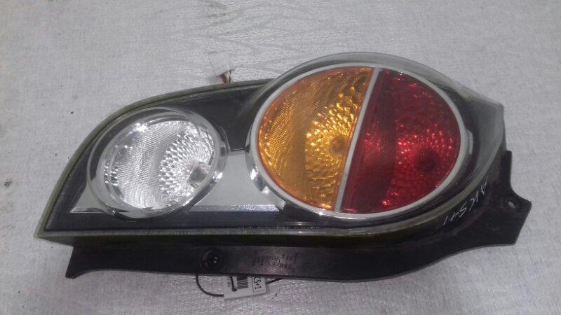 Фонарь Chevrolet Spark M300 1.2 I 2011 задний левый