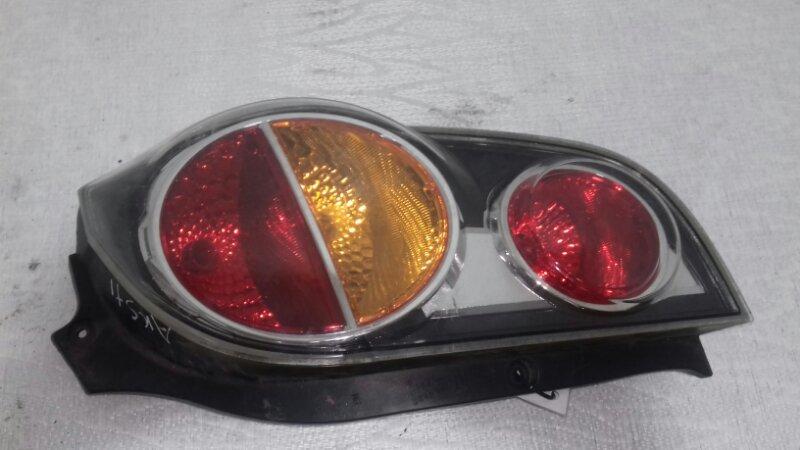Фонарь Chevrolet Spark M300 1.2 I 2011 задний правый