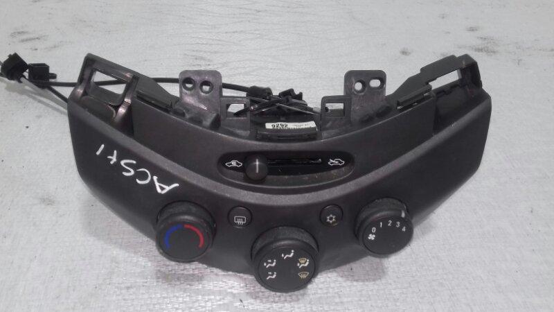 Блок управления печкой Chevrolet Spark M300 1.2 I 2011