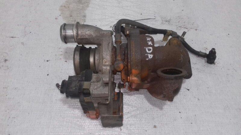 Турбина Ford Focus 2 1.8 TD 2008 г.в.