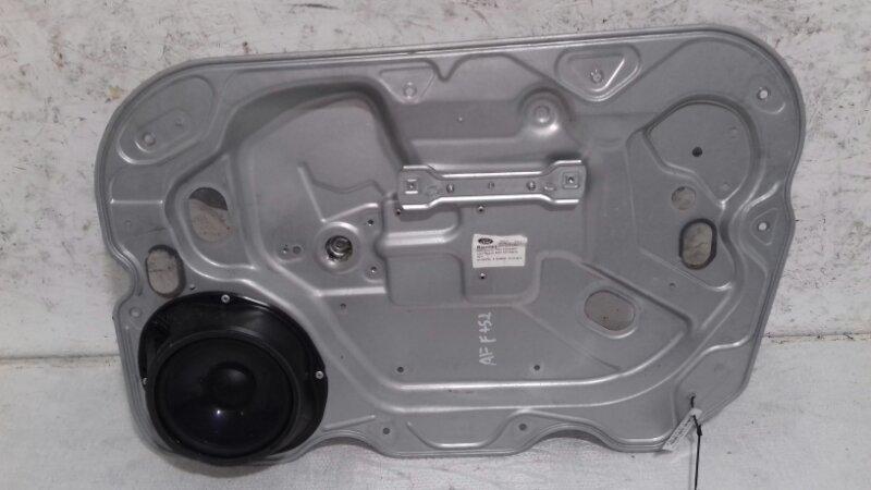 Щит стеклоподъёмника Ford Focus 2 CB4 1.6 I DURATEC 16V PFI (100PS) SIGMA 2010 передний правый
