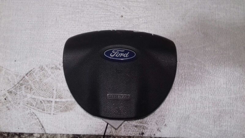 Srs (airbag) в руль 3-х спицевый Ford Focus 2 CB4 1.6 I DURATEC-16V TI-VCT (115/120PS) 2008
