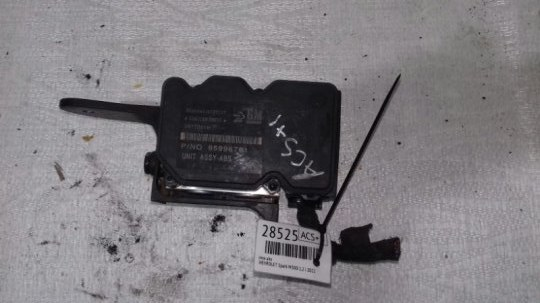 Блок abs Chevrolet Spark M300 1.2 I 2011