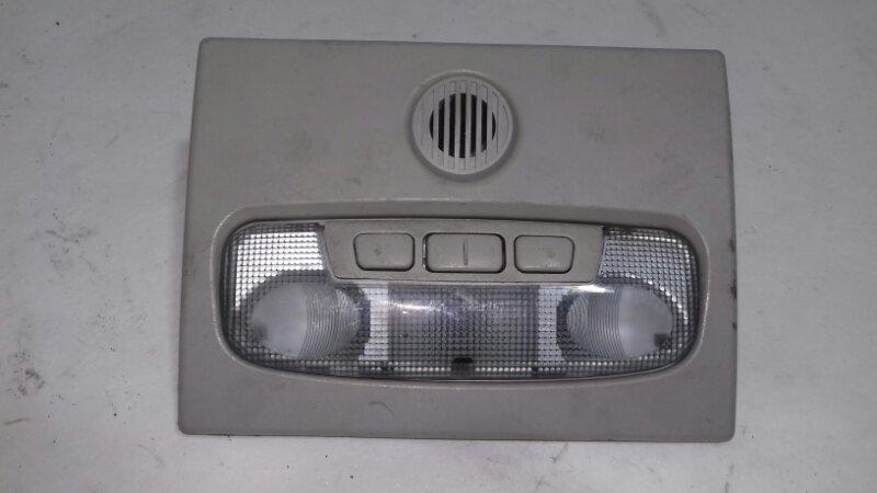 Потолочная консоль Ford Focus 2 CB4 1.6 I DURATEC 16V PFI (100PS) SIGMA 2010