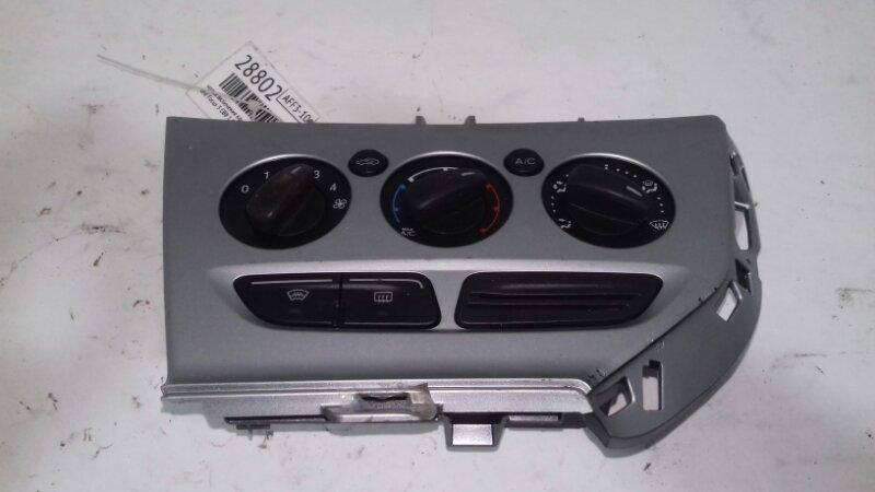 Кнопка включения кондиционера Ford Focus 3 CB8 1.6 I DURATEC TI-VCT (105PS) - SIGMA 2012