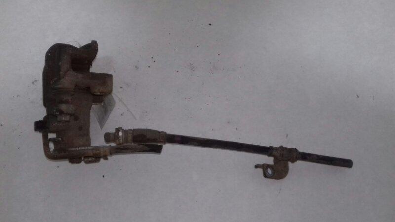 Суппорт тормозной Kia Picanto TA 1.0 I G3LA 2012 задний левый