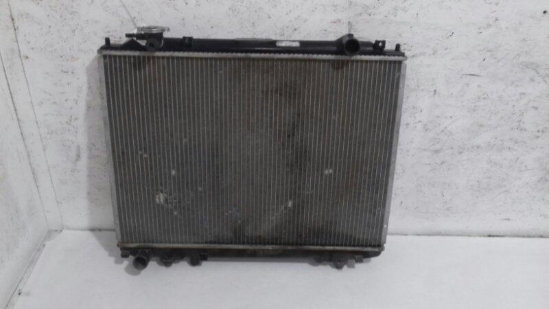 Радиатор охлаждения (основной ) Ford Ranger R10 2.5 TD 2006