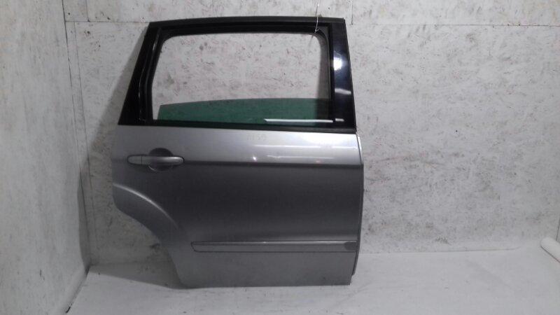 Дверь Ford S-Max WS 2.0 TD DURATORQ-TDCI (143PS) - DW 2007 задняя правая