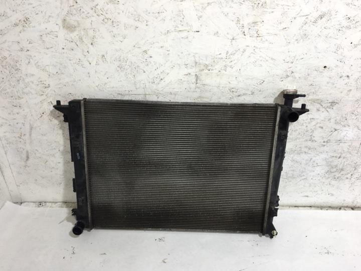 Радиатор охлаждения (основной ) Kia Sportage SL 1.6 I G4FD 2012