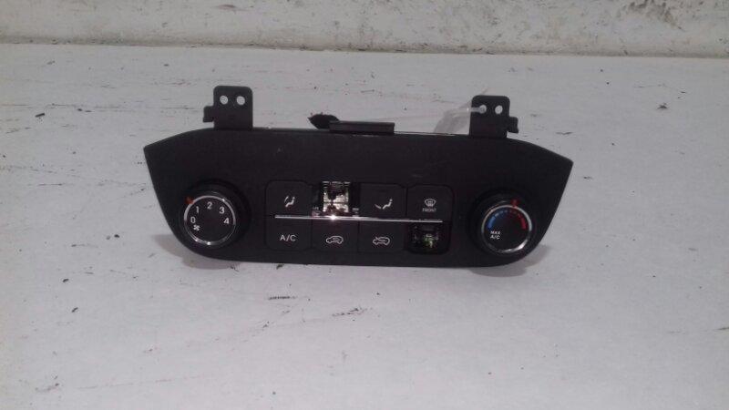Блок управления печкой Kia Sportage SL 1.6 I G4FD 2012