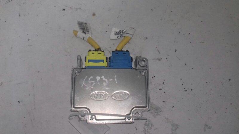 Блок srs Kia Sportage SL 1.6 I G4FD 2012