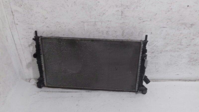 Радиатор охлаждения (основной ) Ford Focus 2 CB4 1.8 TD DURATORQ-DI HPCR (115PS) LYNX 2008
