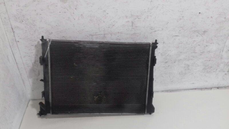 Радиатор охлаждения (основной ) Kia Ceed ED 1.4 I 2009