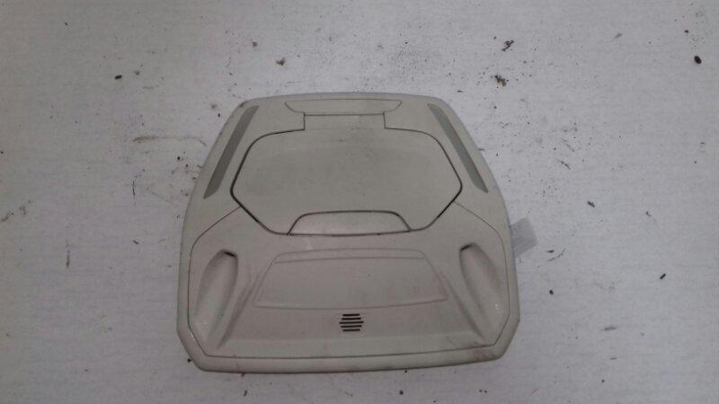 Потолочная консоль Ford Focus 3 CB8 1.6 I DURATEC TI-VCT (105PS) - SIGMA 2011
