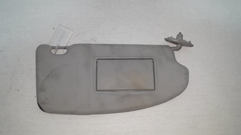 Солнце защитный козырек Ford Focus 2 CB4 1.6 I DURATEC 16V PFI (100PS) SIGMA 2008 левое