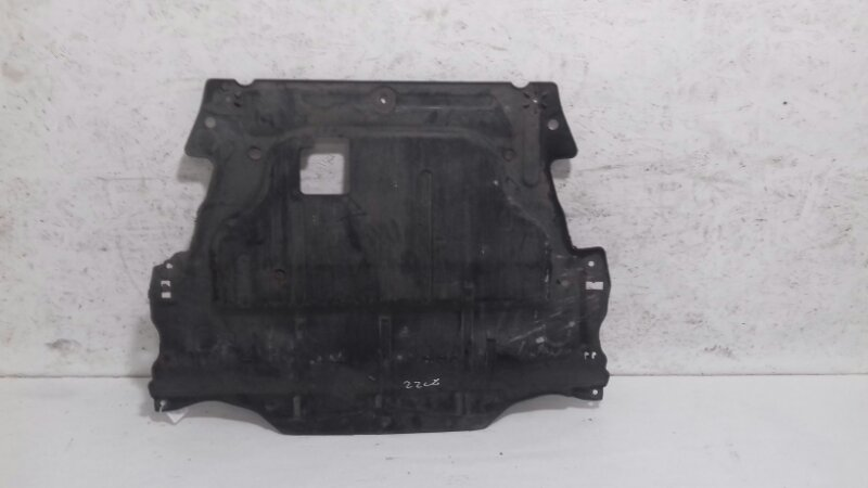 Защита двигателя Ford Mondeo 4 BE 2.0 TD DURATORQ-TDCI (143PS) - DW 2008 нижняя