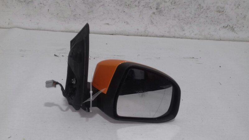 Зеркало электрическое Ford Focus 2 St 2.5 I DURATEC-ST (220/225PS) - VI5 2010 правое