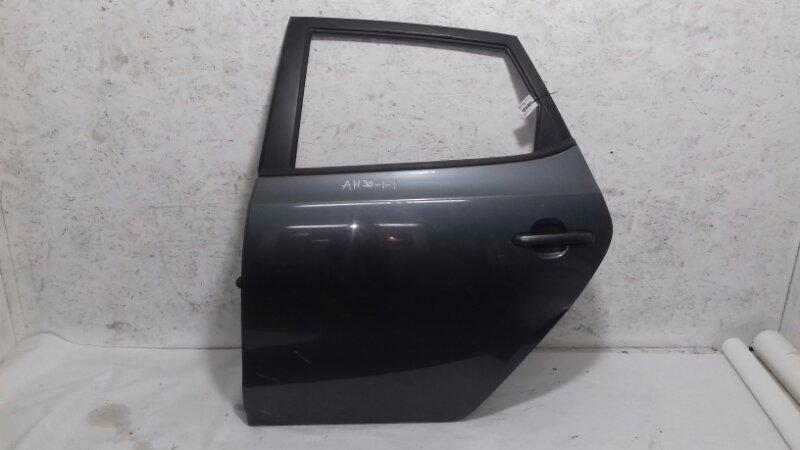 Дверь Hyundai I30 FD 1.4 I 2009 задняя левая
