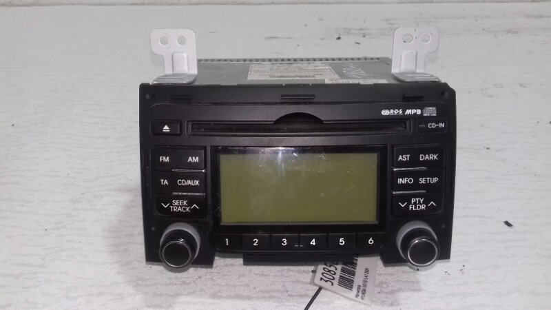 Магнитола Hyundai I30 FD 1.4 I 2009