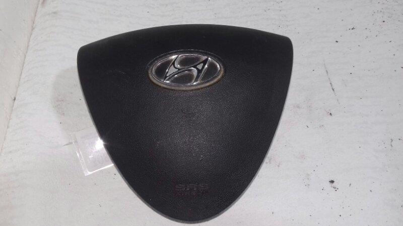 Подушка srs ( airbag ) в руль Hyundai I30 FD 1.4 I 2009