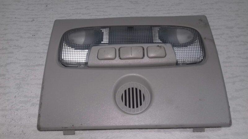 Потолочная консоль Ford Focus 2 CB4 1.8 I DURATEC-HE PFI (125PS) - MI4 2011