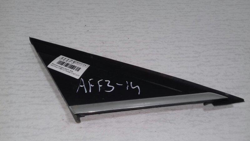 Внешняя накладка крыла Ford Focus 3 CB8 1.6 I DURATEC TI-VCT (123PS) - SIGMA 2012 правая