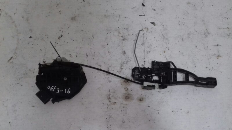 Замок двери Ford Focus 3 CB8 1.6 I IQDB DURATEC TI-VCT (105PS) - SIGMA 2013 передний правый