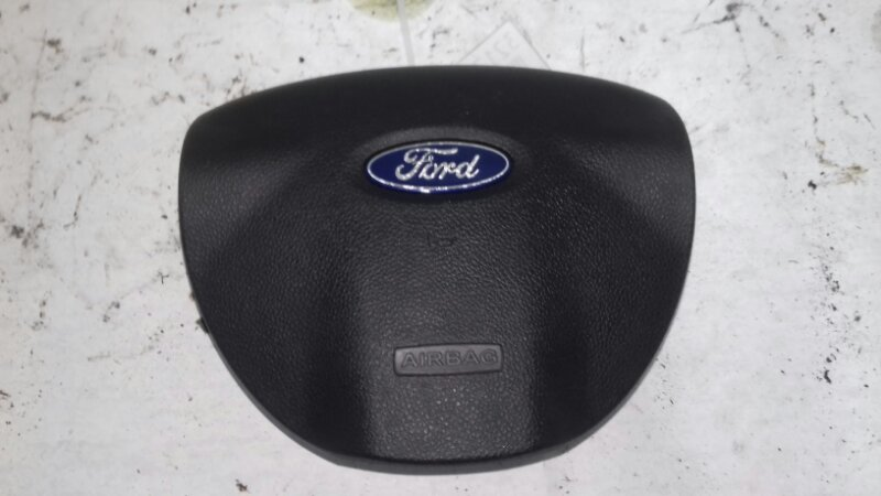 Подушка srs ( airbag ) в руль Ford Focus 2 CB4 1.6 I DURATEC-16V TI-VCT (115/120PS) 2006