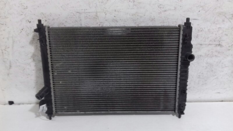Радиатор охлаждения (основной ) Chevrolet Aveo T250 1.2 I 2009