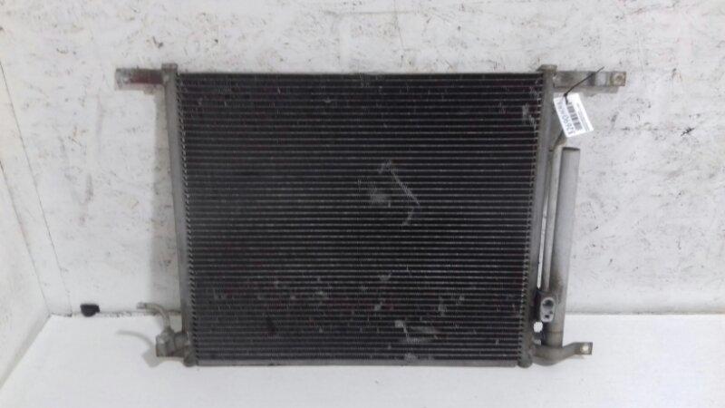 Радиатор кондиционера Chevrolet Aveo T250 1.2 I 2009