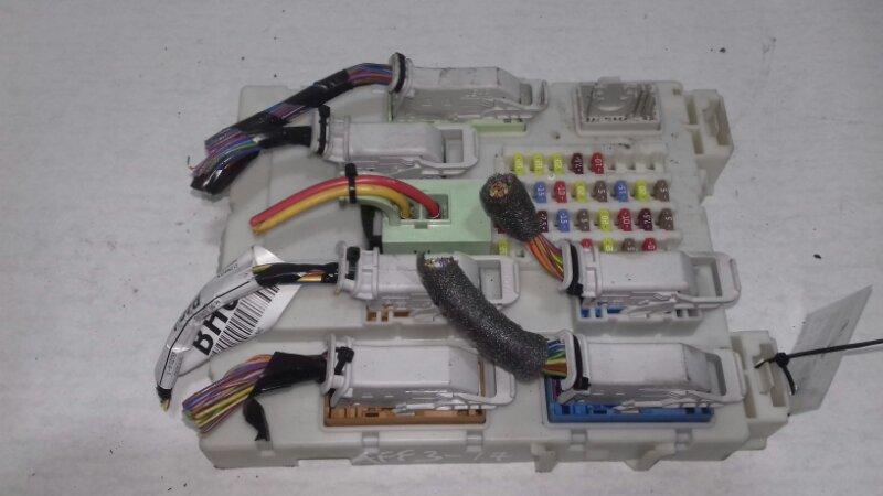 Блок предохранителей салонный Ford Focus 3 CB8 1.6 I DURATEC TI-VCT (123PS) - SIGMA 2011
