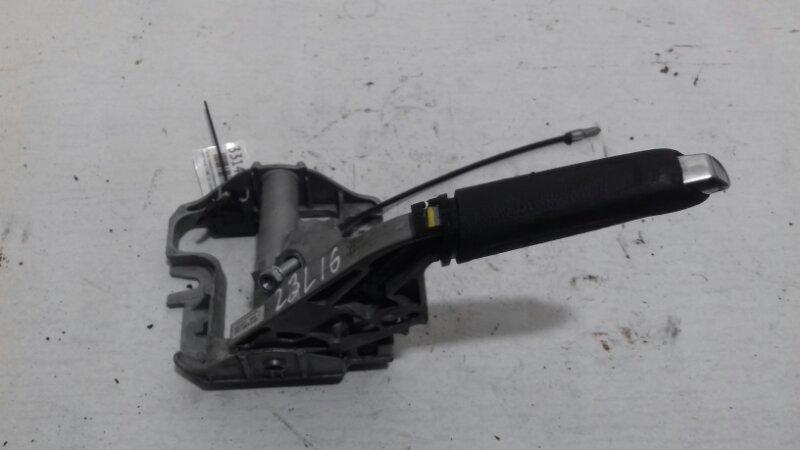 Рычаг ручного стояночного тормоза Ford Focus 3 CB8 1.6 I DURATEC TI-VCT (123PS) - SIGMA 2012