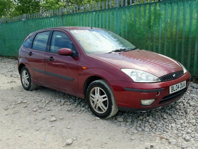 Машинокомплект Ford Focus 1 1.6 I ZETEC-S/DURATEC EFI (100PS) 2004