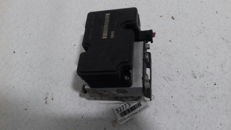 Блок abs Ford Fiesta CB1 1.6 I DURATEC-16V TI-VCT (115/120PS) 2008