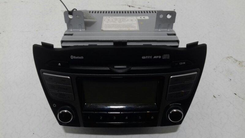 Магнитола Hyundai Ix35 2.0 TD D4HA 2011