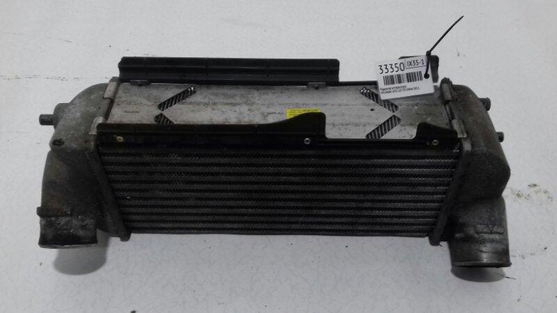 Радиатор интеркулера Hyundai Ix35 2.0 TD D4HA 2011