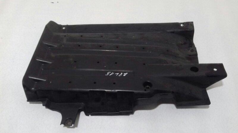 Защита антигравийная Hyundai Ix35 2.0 TD D4HA 2011 задняя левая нижняя