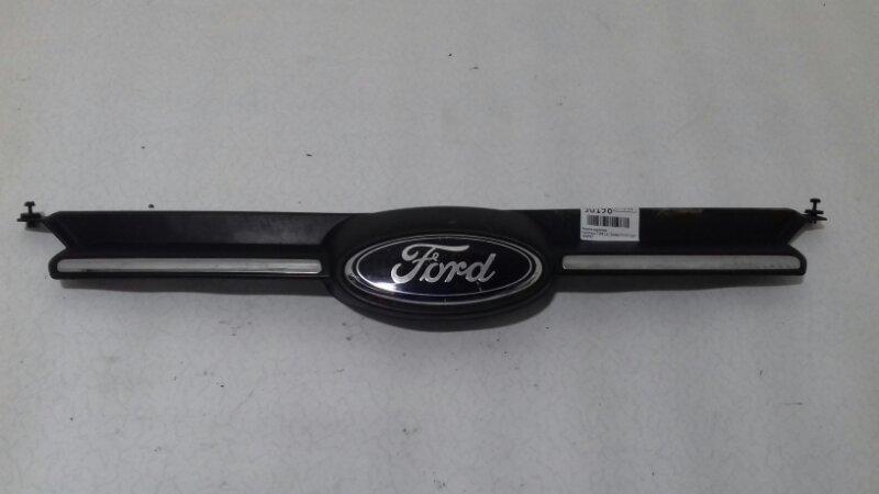 Решетка радиатора Ford Focus 3 CB8 1.6 I DURATEC TI-VCT (105PS) - SIGMA 2011