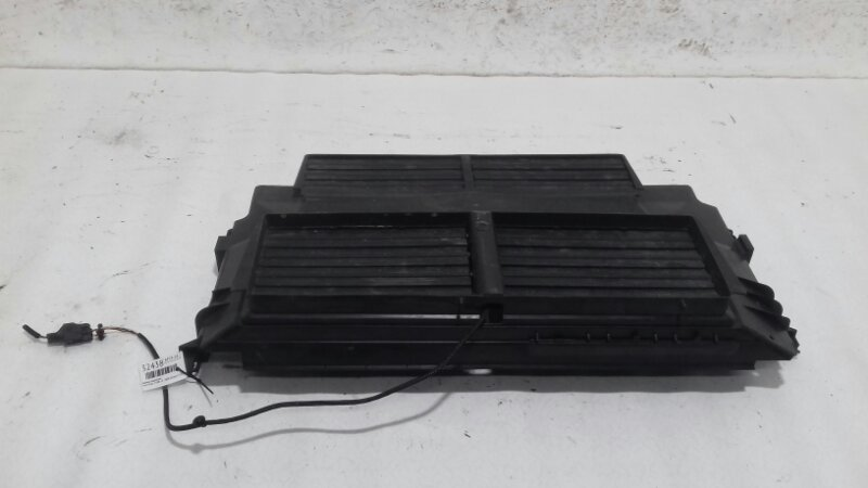 Жалюзи радиатора Ford Focus 3 CB8 1.6 I IQDB DURATEC TI-VCT (105PS) - SIGMA 2013