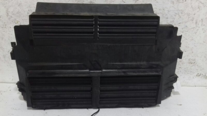 Жалюзи радиатора Ford Focus 3 CB8 1.6 I DURATEC TI-VCT (123PS) - SIGMA 2011