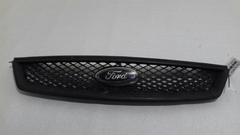 Решетка радиатора Ford Focus 2 CB4 1.6 I ZETEC-S PFI (100PS) 2006