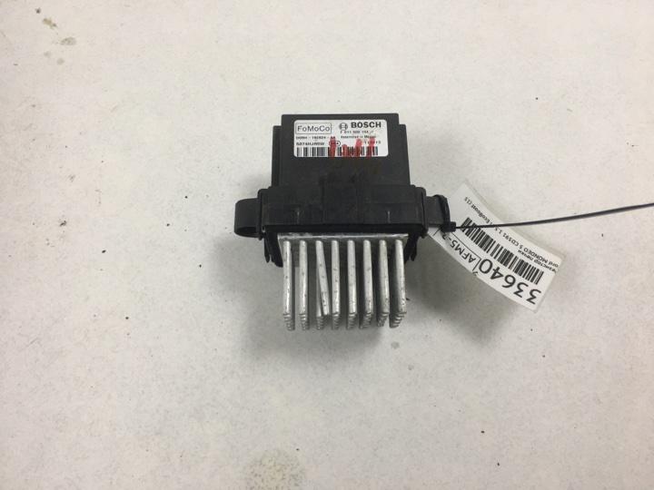 Резистор печки Ford Mondeo 5 CD391 1.5 TI ECOBOOST (150/180PS) 2014
