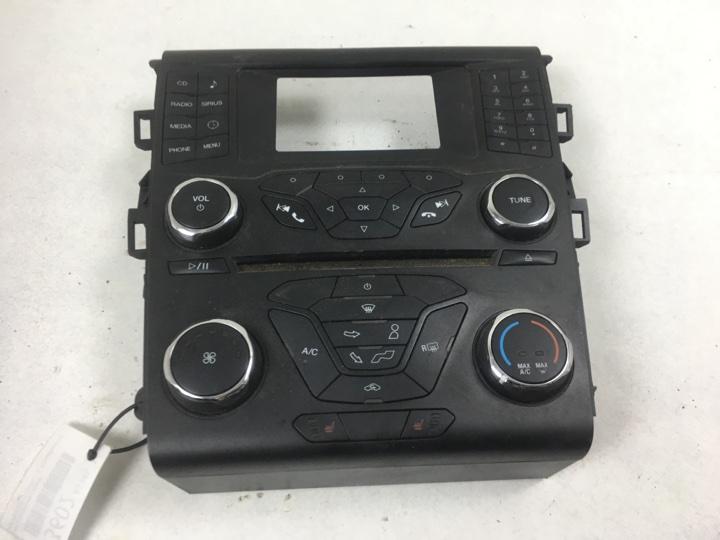 Блок управления печкой Ford Mondeo 5 CD391 1.5 TI ECOBOOST (150/180PS) 2014