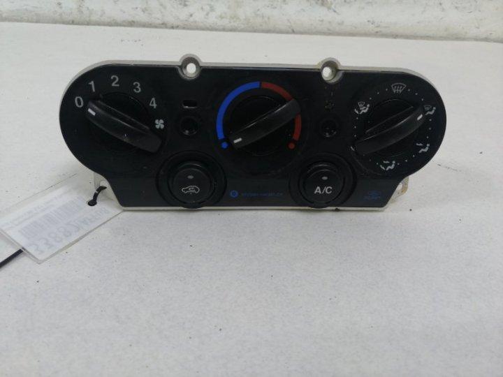 Блок управления печкой Ford Fusion CBK 1.6 I ZETEC-S/DURATEC EFI (100PS) 2003