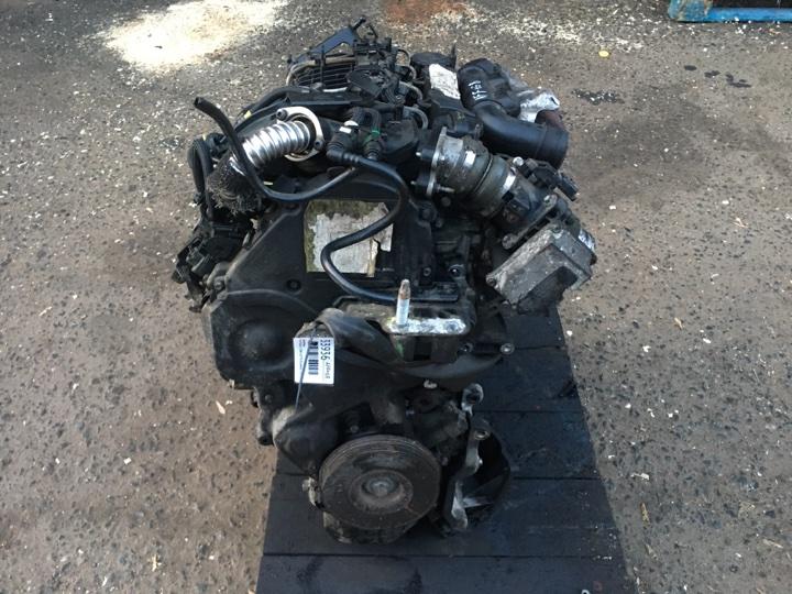 Двигатель Ford Focus 2 CB4 1.6 TD DURATORQ TDCI (110PS) - DV6 2009