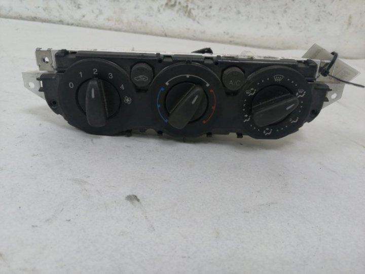 Блок управления печкой Ford Focus 2 CB4 1.6 TD DURATORQ TDCI (110PS) - DV6 2009